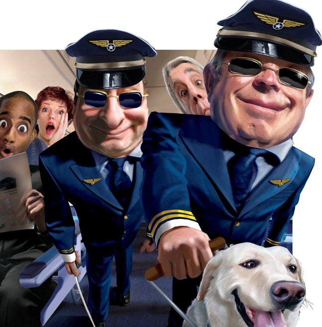 Пилоты смешные картинки